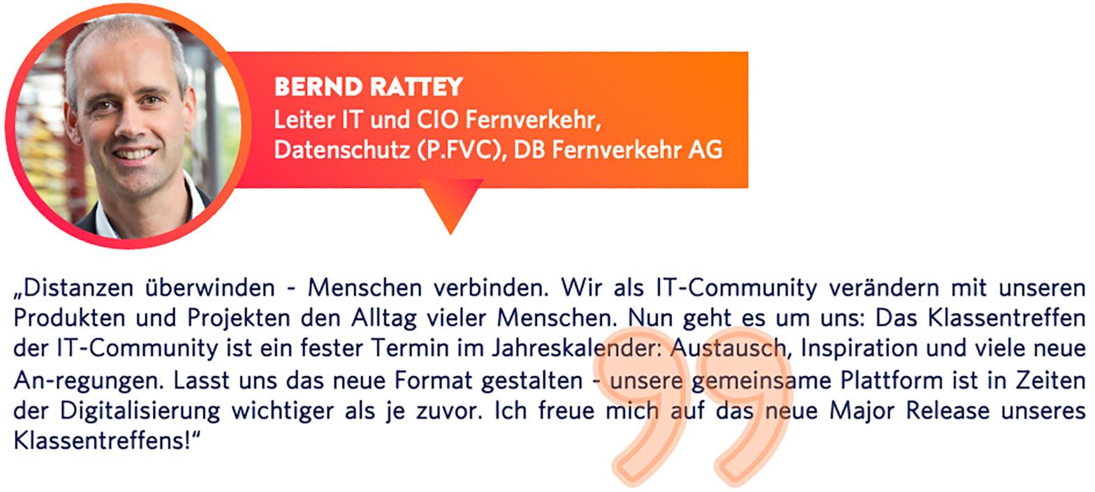 Bernd Rattey