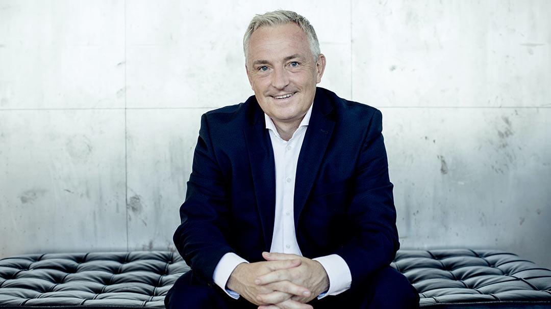 Dr. Michael Müller-Wünsch, Bereichsvorstand Technology (CIO), OTTO