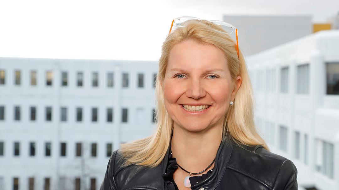 Hanna Henning, CIO, Siemens AG