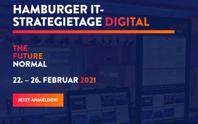 Hamburger IT-Strategietage werden digital